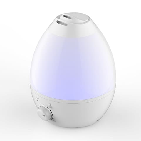 Bell + Howell Color Changing Humidifier