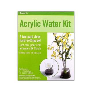 Floracraft Acrylic Water Kit 8oz
