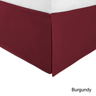 Superior Infinity Wrinkle Resistant 15-inch Drop Bed Skirt
