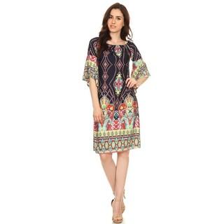 Women's Paisley Tapestry Dress