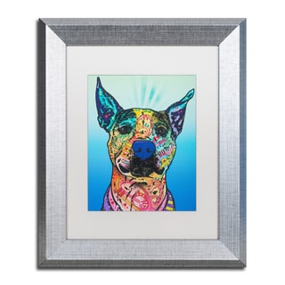 Dean Russo 'Lani Ruth 25' Matted Framed Art