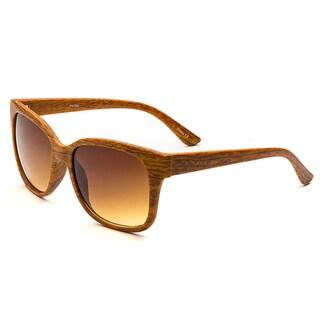Pop Fashionwear Wayfarer Wood Sunglasses