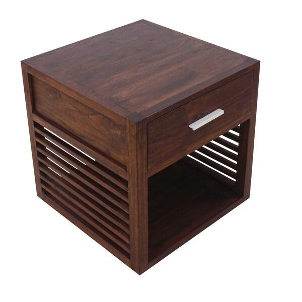 teak24 handmade nes miley solid teak 24 inch bedside table nightstand wesel offnungszeiten