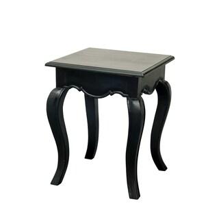 Handmade NES Sandra Solid Mahogany 22-inch Side / End Table