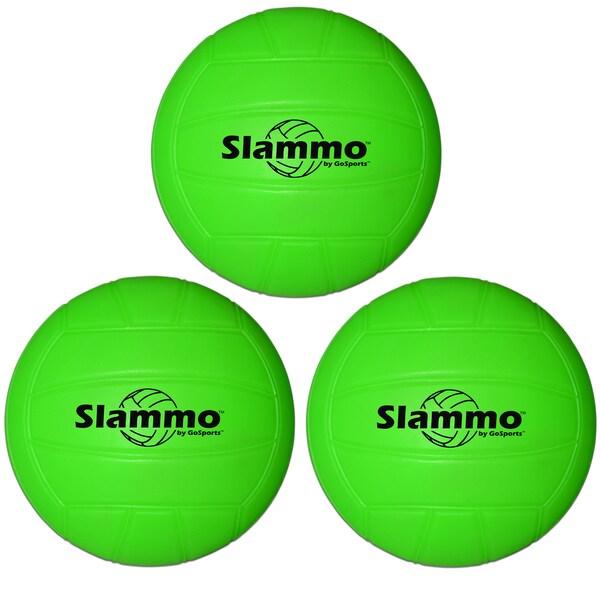 GoSports Slammo Replacement Ball (Pack of 3)