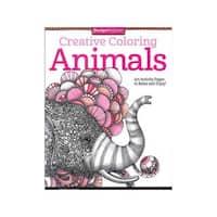 Design Originals Animals Coloring Book