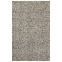 Style Haven Acciaio Boucle Grey Wool Handcrafted Area Rug - 10' x 13'