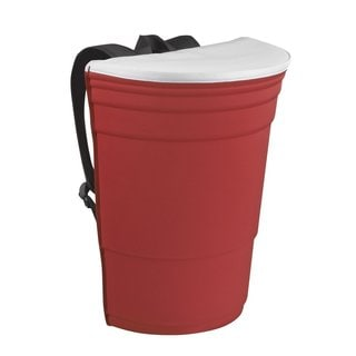 Red Cup Living Backpack