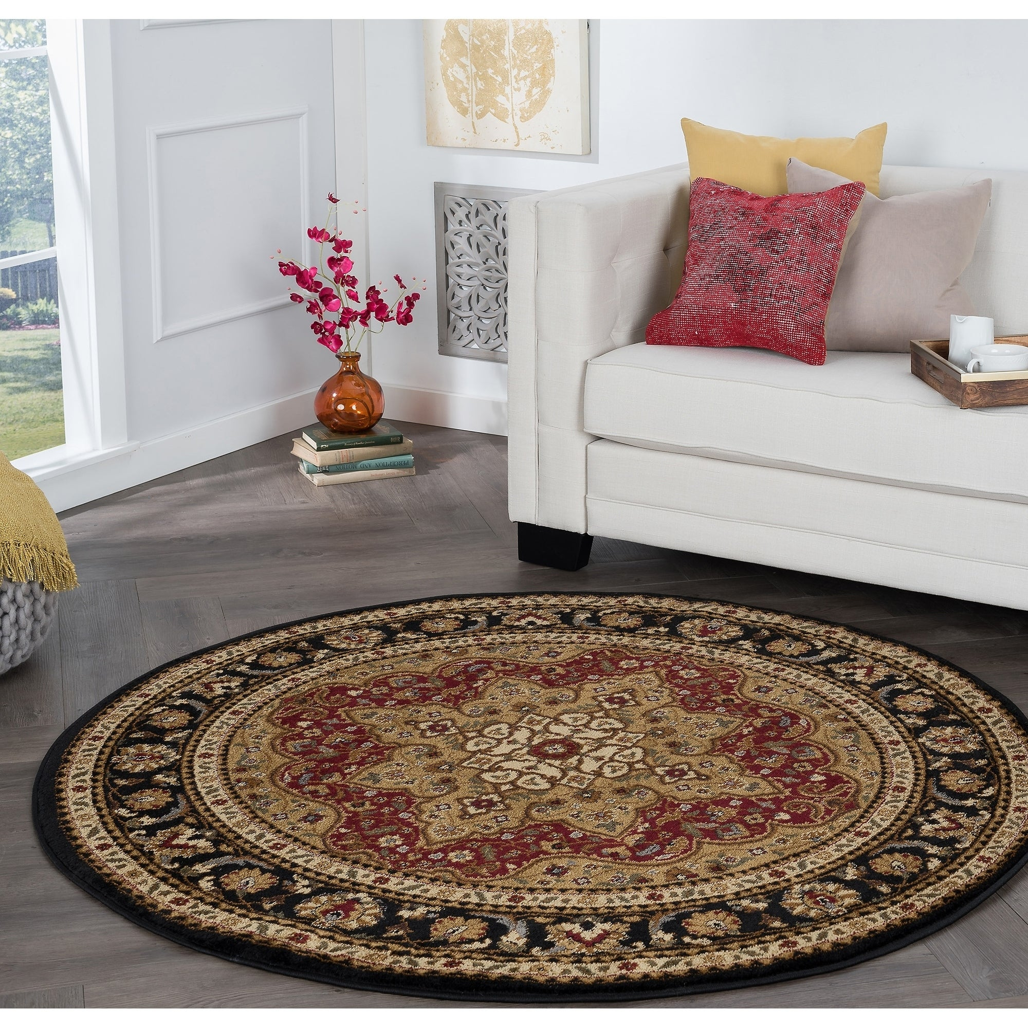 Alise Rugs Rhythm Traditional Oriental
