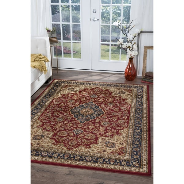 Alise Rugs Soho Transitional Area Rug - 10'6 x 14'6
