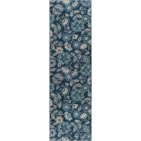 Alise Rugs Majolica Transitional Area Rug (2'3 x 7'6)