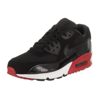 Nike Men's Air Max 90 Synthetic Leather Essential Running Shoes