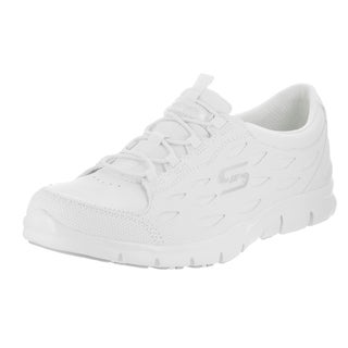 Skechers Women's Gratis Devoted White Casual Shoes