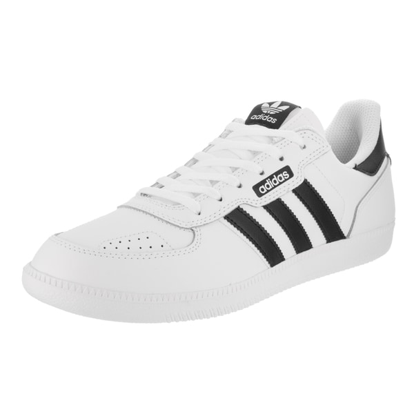 Adidas uomini pattinare le scarpe di pelle bianca, leonero libera navigazione oggi