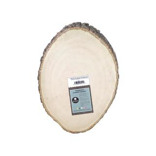 Walnut Hollow Basswood Round Country XL Plaque