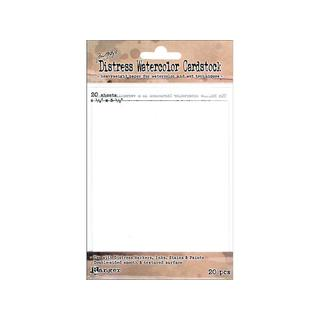 Ranger Tim Holtz Distress Watercolor Cardstock (Case of 20)