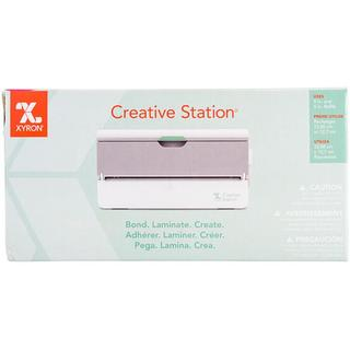 Xyron Creative Station Portable Laminator and Sticker, Label, and Magnet Maker