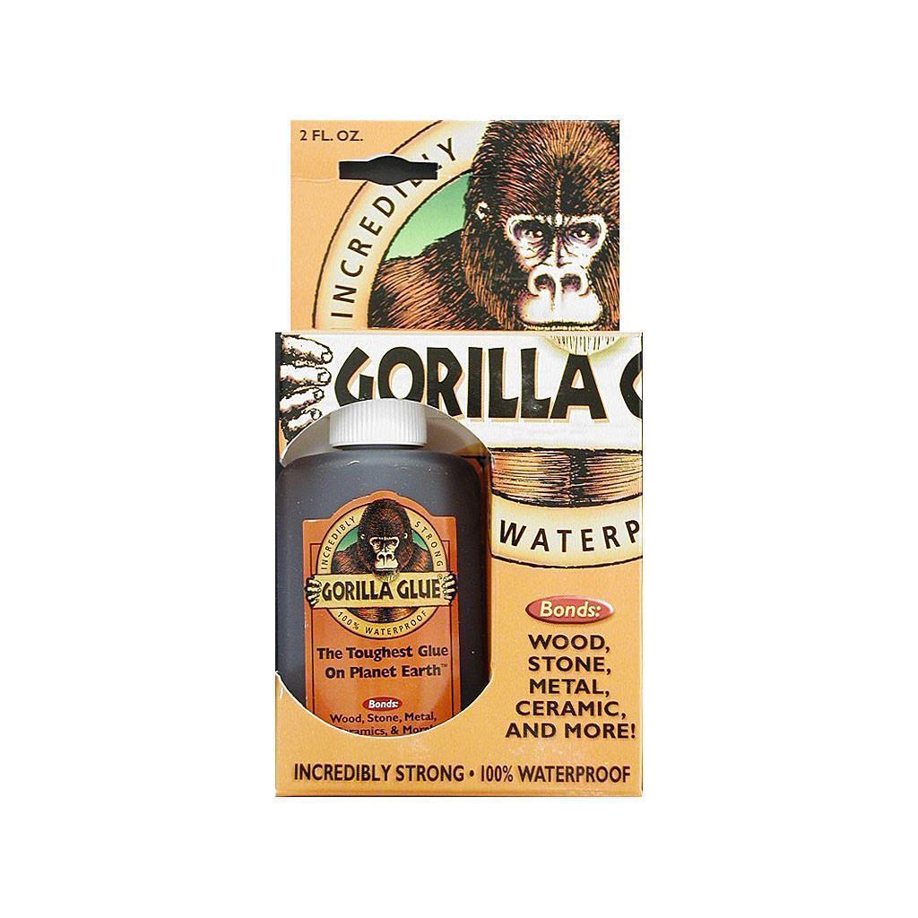 Gorilla Glue 2oz Carded, Grey metal