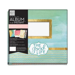 MAMBI Album In An Instant 12x12 Caribbean Bliss