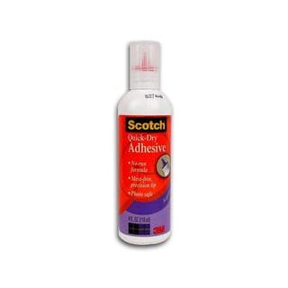 Scotch Tacky Glue Acid Free 4oz Bottle