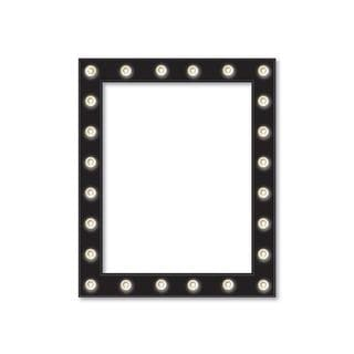 AMC HSwapp Marquee Light Frame Large Black