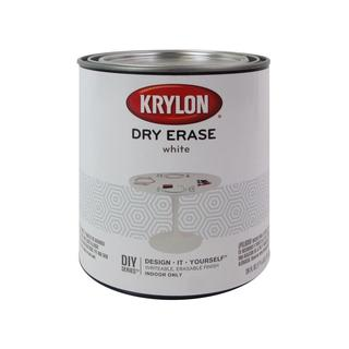 Krylon Dry Erase Paint 29oz Can White