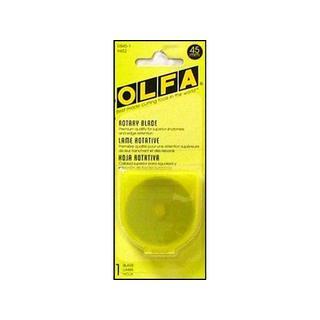 Olfa 45mm Rotary Blade 1pc