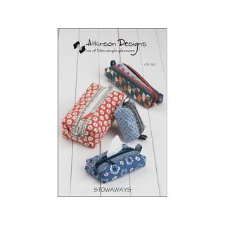 Atkinson Designs Stowaways Ptrn