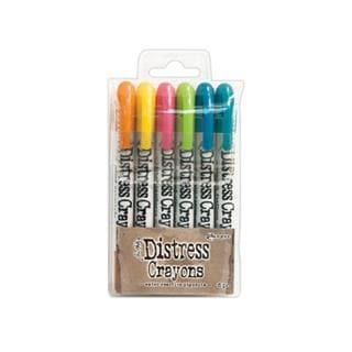 Ranger THoltz Distress Crayons Set 1