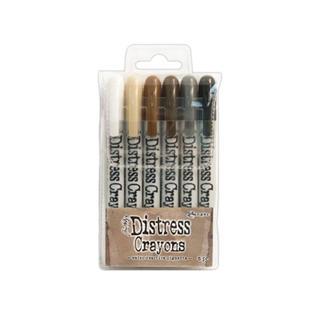 Ranger THoltz Distress Crayons Set 3
