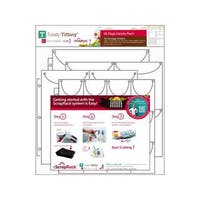 Totally Tiffany ScrapRack 16-piece Storage Sheet Value Pack