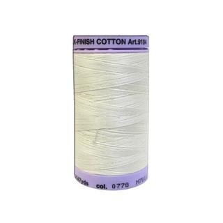 Mettler no.50 Silk Finish Cotton 547 yard Muslin