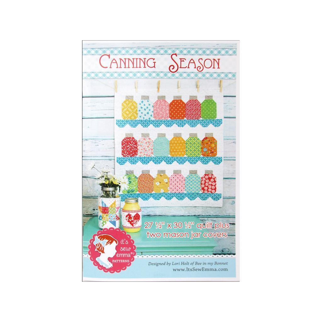 It's Sew Emma Canning Season Ptrn (Canning Season Ptrn)