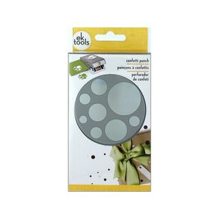 EK Paper Shapers Punch Large Round Confetti Dots