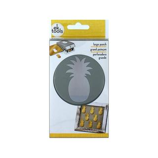 EK Paper Shapers Punch Large Round Pineapple