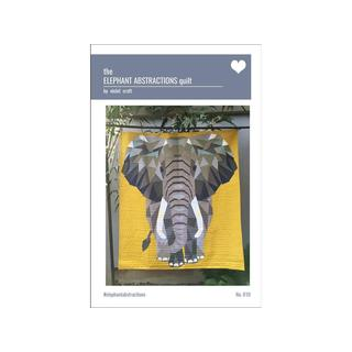 Violet Craft The Elephant Abstractions Quilt Ptrn