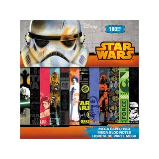 SandyLion Disney Star Wars Mega Paper Pad 12x12