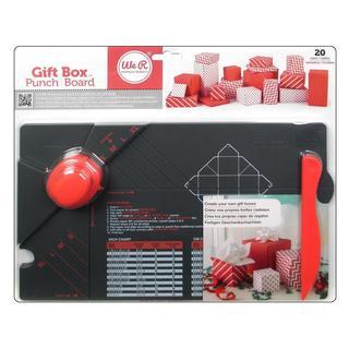 We R Memory Punch Board Gift Box