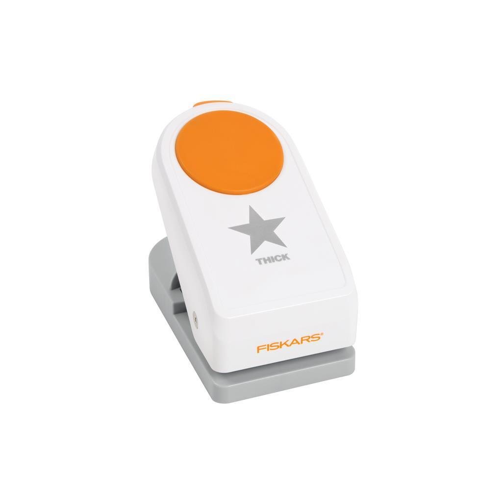 """Fiskars Star 2-inch Thick Punch (ThickPunch Star 2"""")"""