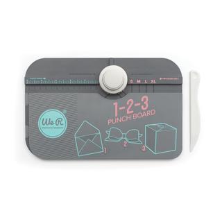 We R Memory Punch Board 1 2 3