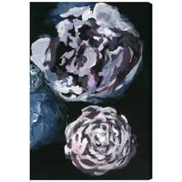 Oliver Gal 'Violetas' Canvas Art