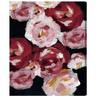 Oliver Gal 'Passion Garden' Canvas Art