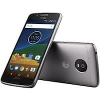 "Motorola Moto G⁵ 32 GB Smartphone - Lunar Gray - 5"" LCD 1920 x"