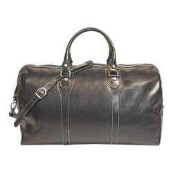 Alberto Bellucci Amato Duffel Bag Black