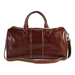Alberto Bellucci Verona Duffel Bag Brown