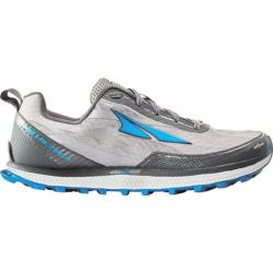 Men's Altra Footwear Superior 3 Trail Running Shoe Gray/Blue