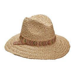 Women's Callanan CR273 Wide Brim Safari Hat Natural