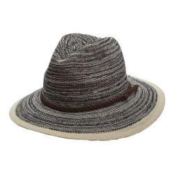 Women's Callanan CR284 Safari Hat Black