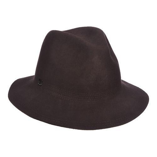 151dc674d4c14 Shop Women s Callanan LV318 Wool Safari Hat Bark - Free Shipping On Orders  Over  45 - Overstock - 13853260