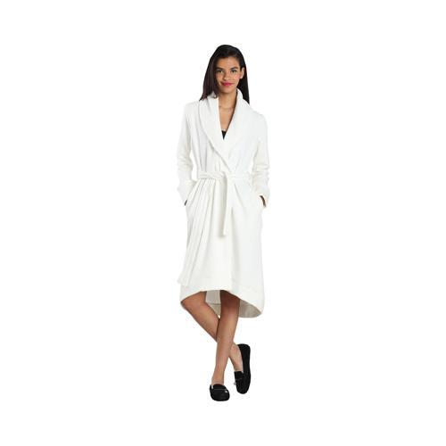2fb26cf4ab Shop Women s UGG Duffield Robe Cream - Free Shipping Today - Overstock -  13853321